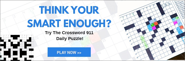 crossword 911 daily puzzle
